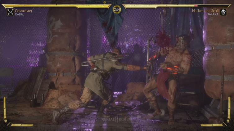 MortalKombat11 Beta