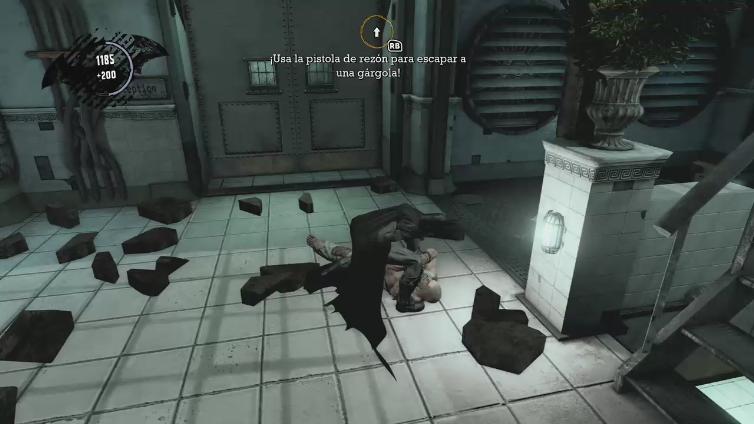alexmeraz12 playing Batman: Arkham Asylum