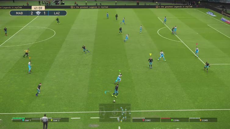 Pro Evolution Soccer 2019